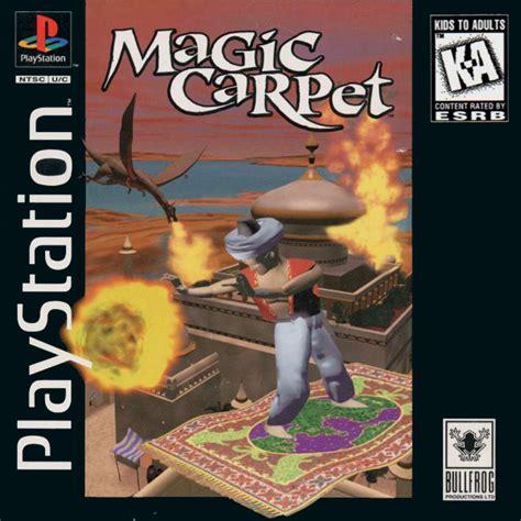 Karpet Ps1 magic carpet iso
