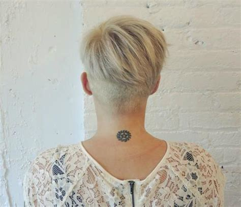 pixue trim at nape if neck 12 edgy ways to style your pixie cut her cus
