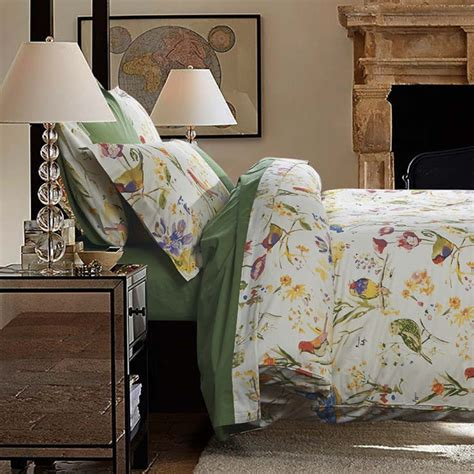 bird themed bedroom total fab bedding with birds on it