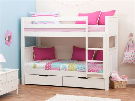 girls bunk bed kids bedroom ideas lighting and beds for kids house