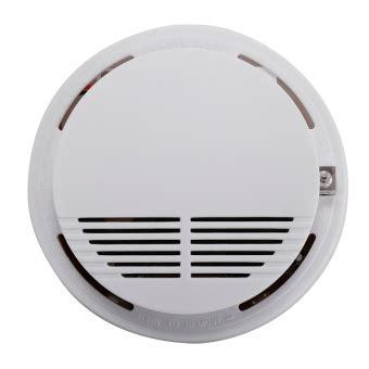 Smoke Detector Intl wireless smoke detector home security alarm sensor