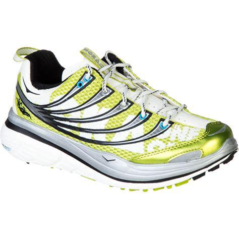 trail running shoes hoka hoka one one kailua trail running shoe s