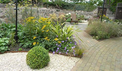 Patio Designs Edinburgh Garden Design Consultancy Edinburgh Nick Burton