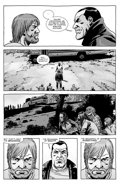 On a lu… Walking Dead – Tome 21 : Guerre Totale | Daily mars