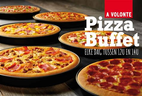 pizza buffet pizza hut kortingsbonnen pizza hut promoties pizza hut