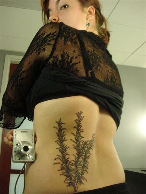 rosemary tattoo tattoos family pinterest