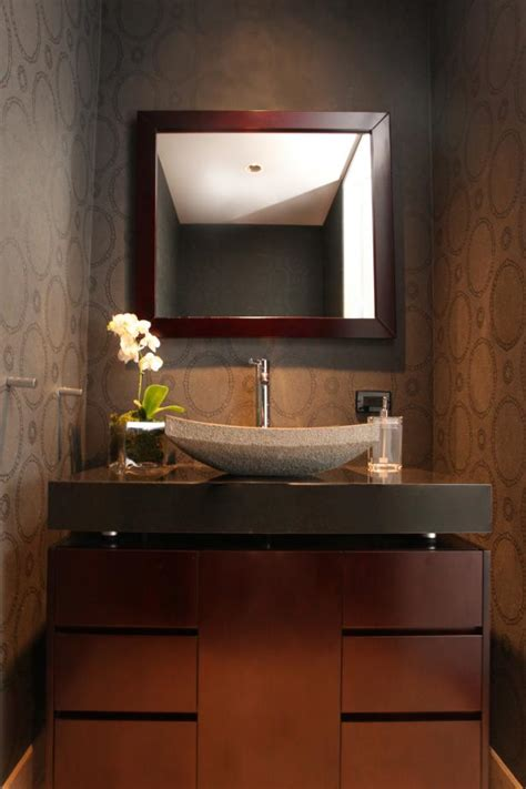 powder room vanities and sinks photo page hgtv