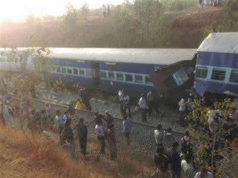 seven coaches of katihar amritsar amrapali express derail