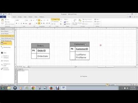 many to many relationship visio how to model a many to one relationship in ms visio 2010