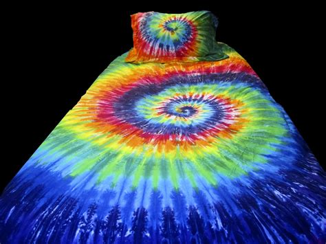 tie dyed comforter set unavailable listing on etsy