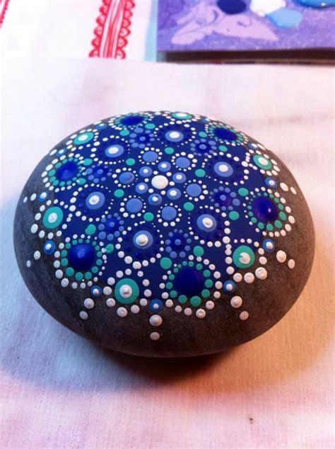 Diy Door Frame by 40 Diy Mandala Stone Patterns To Copy