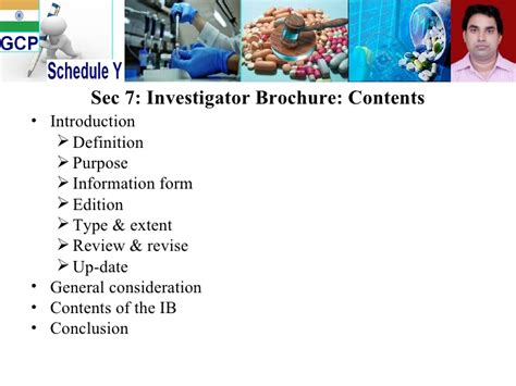 ich gcp section 8 ich gcp and their diffirences to indian clinical trial