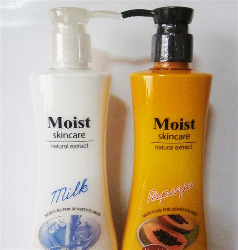 Moist Whitening Skincare Skin Care Lotion the aficionado moist skin care whitening lotion review