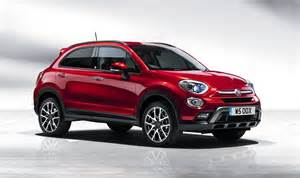 How Much Is The Fiat 500x Orders Start For Limited Edition Fiat 500x