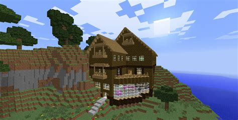 How To Build A Log Cabin Minecraft by Log Cabin Map Viregirl9422 Minecraft Project