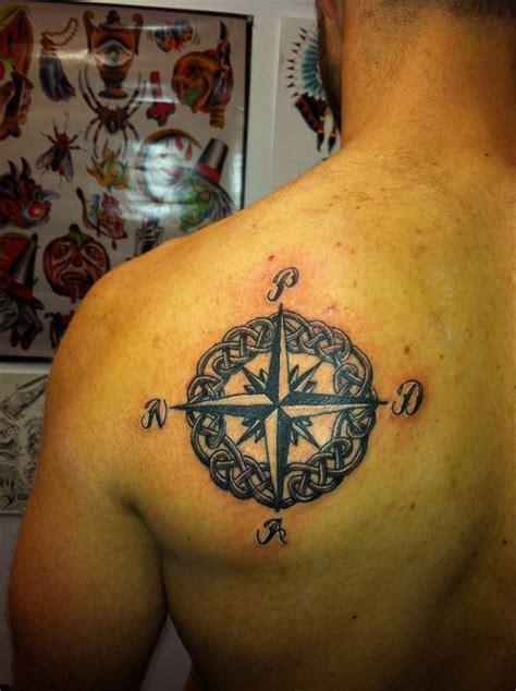 compass tattoo celtic celtic compass google search compass clock map