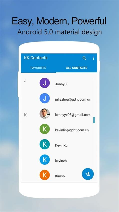 contact apk kk contacts lollipop contact 187 apk thing android apps free