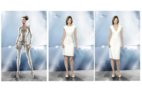 sci fi costume designs for tom cruise s oblivion amp will