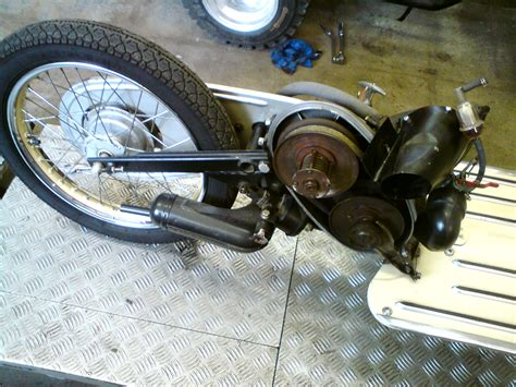 Motorr Der Ohne Verkleidung by Dkw Hobby