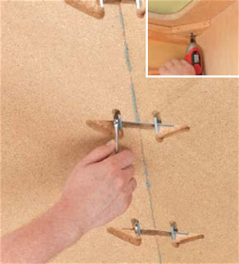 Miter Bolts Countertops by Kitchen And Bathroom Renovation How To Install A Post