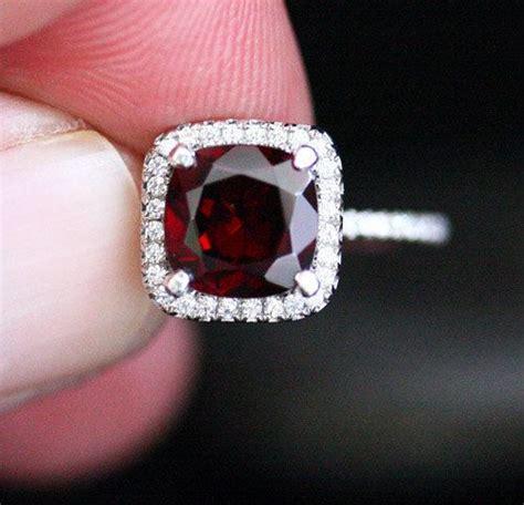 17 best ideas about garnet rings on rings