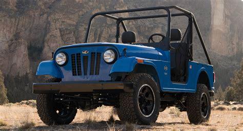 jeep utv mahindra s made roxor is a utv in jeep s clothing