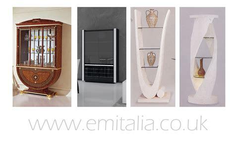 Italian display cabinets units and furniture   Em Italia Blog