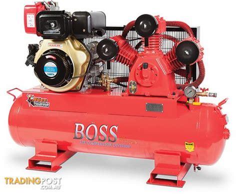 31cfm 10hp diesel air compressor e start for sale in browns plains qld 31cfm