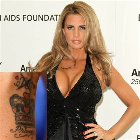 katie price wrist heart tattoo tattoos inspired by parent24