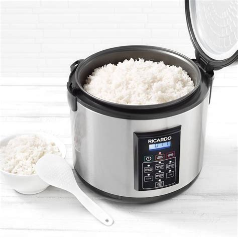 Rice Cooker Digital digital rice cooker boutique ricardo