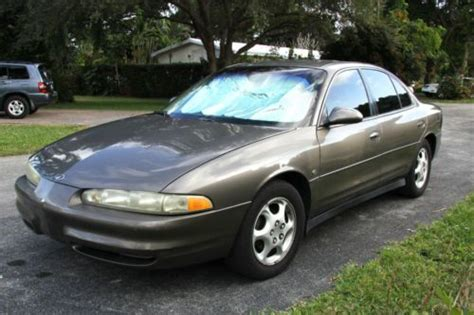 how to sell used cars 1999 oldsmobile intrigue instrument cluster sell used 1999 oldsmobile intrigue gls sedan 4 door 3 5l 99k miles 1000 recent repairs in miami