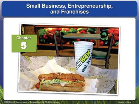 Small Home Business Franchise Ppt Small Business Entrepreneurship And Franchises