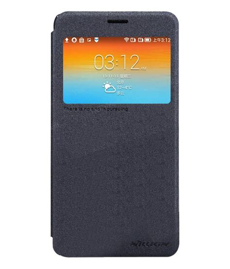 Lenovo A706 Premium Lather Flip Soft Casing Cover Bumper nillkin lenovo s850 premium leather sparkle series flip book cover black flip covers