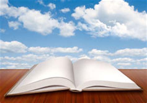 pagine vuote aperte libro fotografia stock immagine