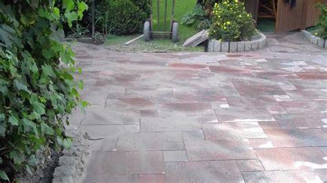 granitplatten schneiden granit platten rot