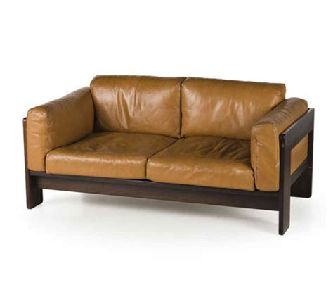 Leather And Wood Sofa Wood And Leather Sofa Quot Bastiano Quot Design Objects