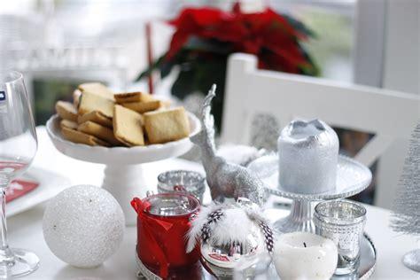 tischdeko weihnachten selber machen tischdeko zu weihnachten mit leonardo glasware