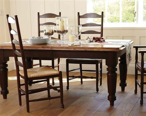 William Sonoma Dining Table Farmhouse Rectangular Dining Table Williams Sonoma