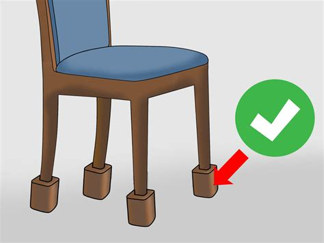 height of a dining chair 3 ways to increase the height of dining chairs wikihow