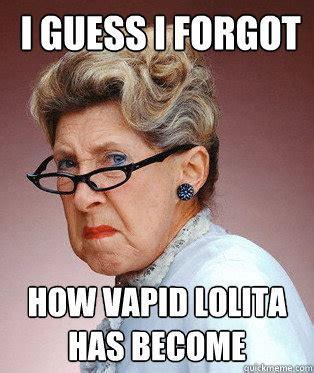 Old Lady College Meme - vapid memes image memes at relatably com