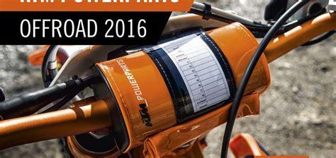 Motorrad News Katalog 2016 by Neuer Ktm Powerparts Offroad Katalog 2016 Motorrad News