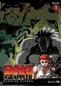 anime baki the grappler sub indo batch baki the grappler s1 und s2 details proxer me