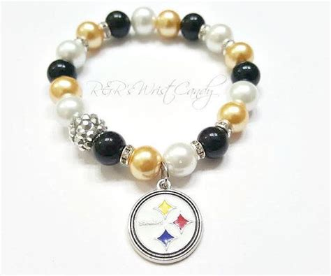 Handmade Jewelry Pittsburgh - best 25 football bracelet ideas on paracord