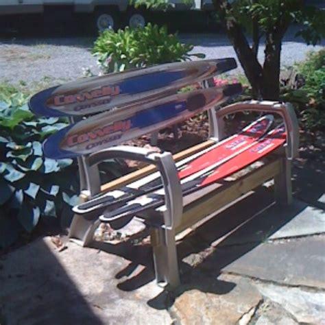 water ski bench 15 best garden railings images on pinterest garden