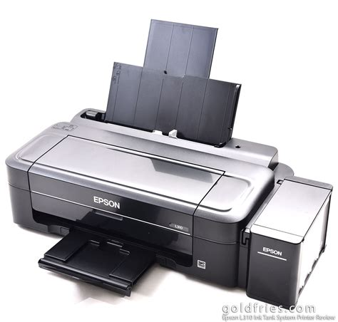 Printer Epson L310 Jogja epson l310 ink tank system printer review goldfries