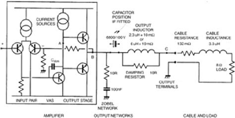 speaker output inductor output networks engineering360