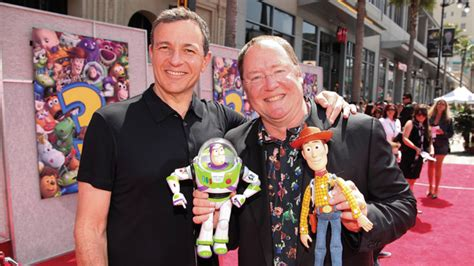 pixar vs disney animation john lasseter s tricky tug of disney s pixar acquisition bob iger john lasseter
