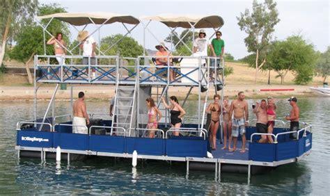 lake havasu bass boat rentals party barges party cove boats