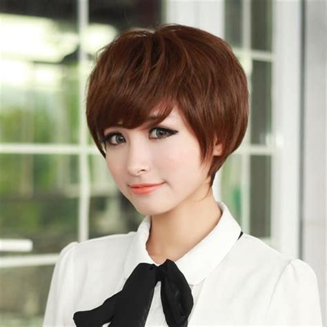 korean hairstyle for square face female short hair kawaii hair pinterest korean hairstyles