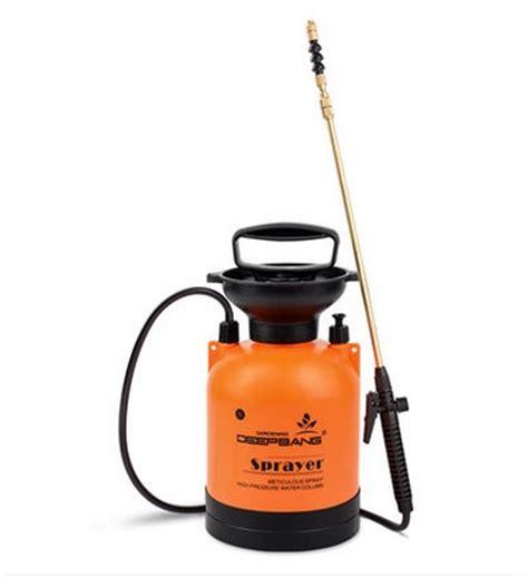 sale 3l garden knapsack chemical pressure sprayer spray pesticide sprayer water fluid